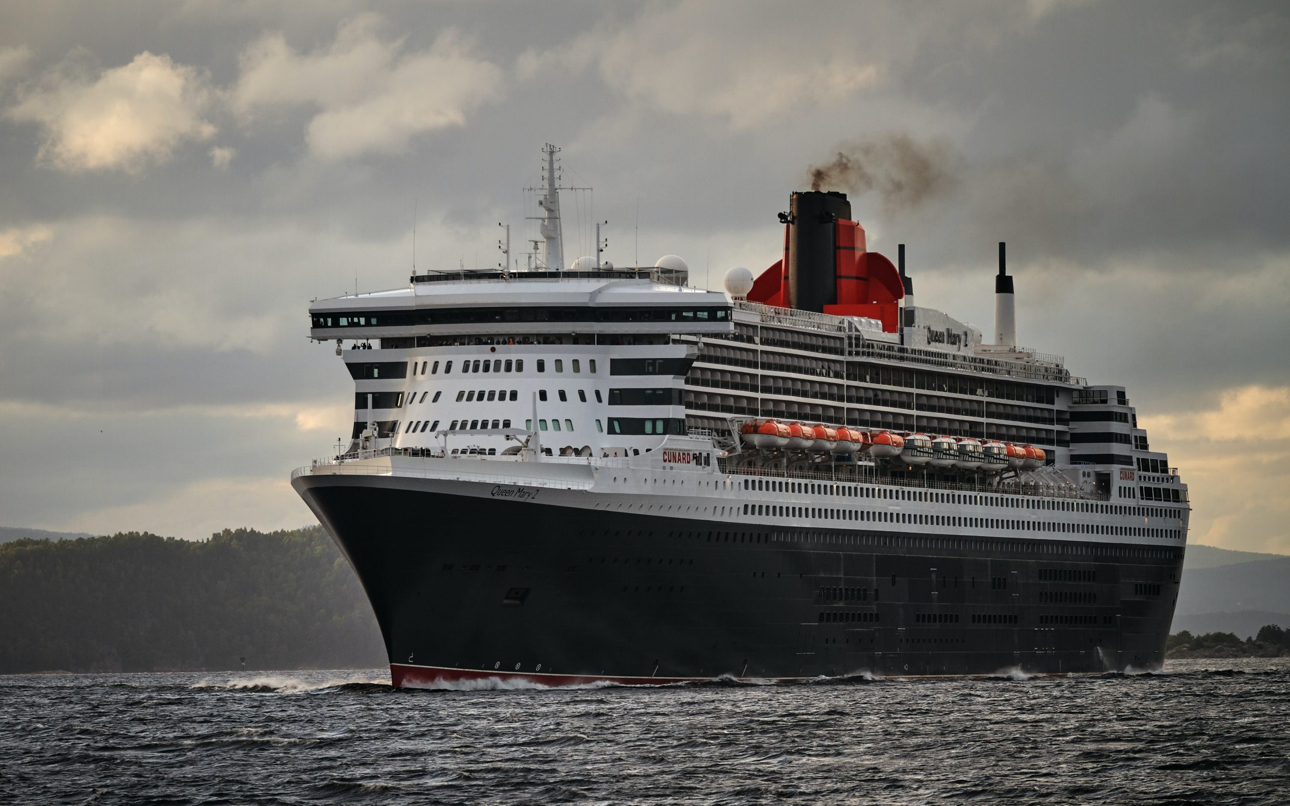 Purpose Analogy - Queen Mary II